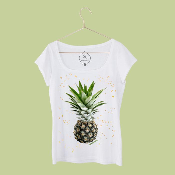 Ananas T-Shirt SEAN & LINA
