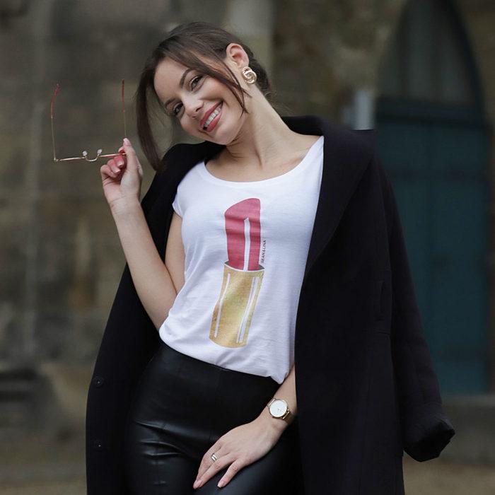 Lippenstift T-Shirt SEAN & LINA Lipstick