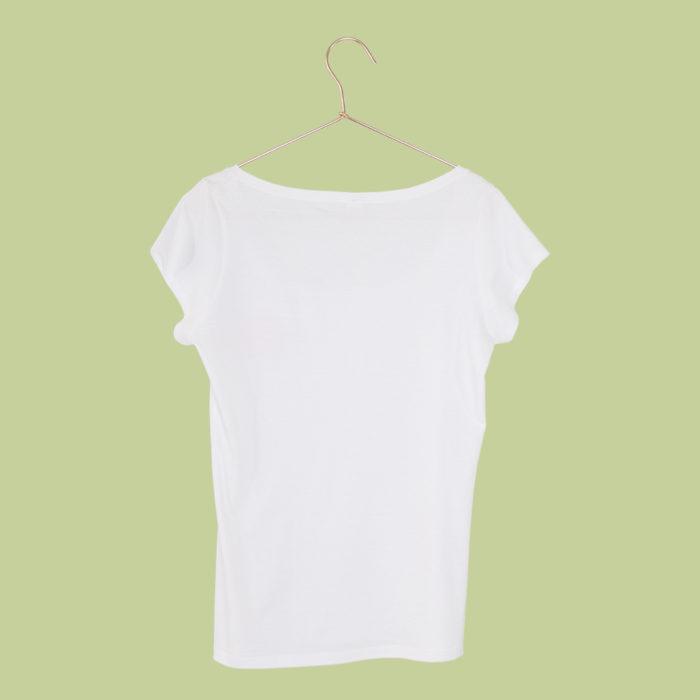 T-Shirt Ananas Shirt Damen hinten SEAN & LINA