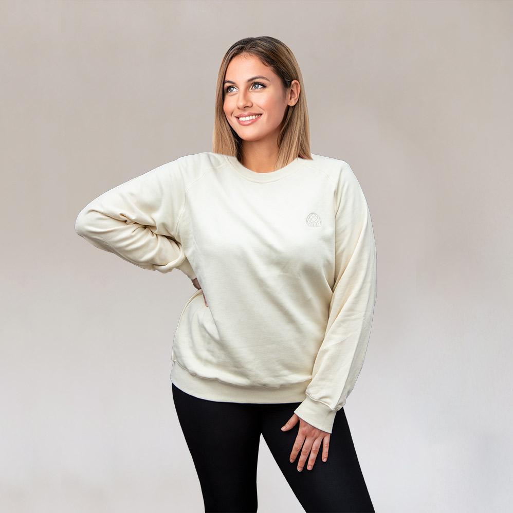 """Damen Sweater """"Pine Cone"""""""